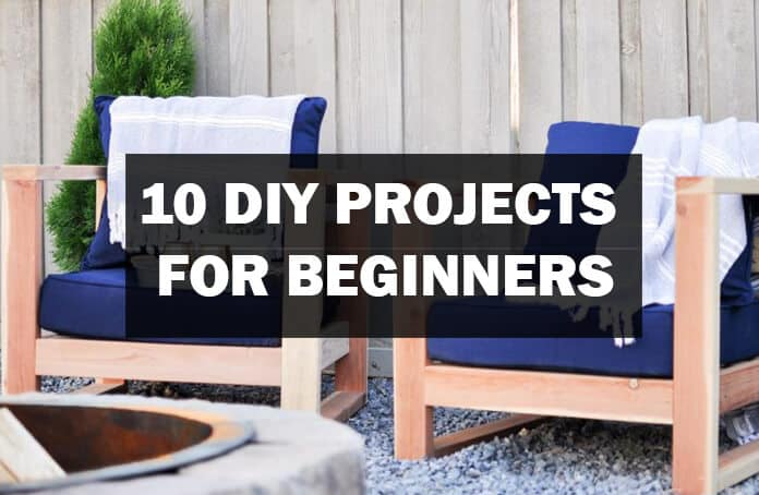 10 Woodworking Projects For Beginners Woodwork Made Easy
