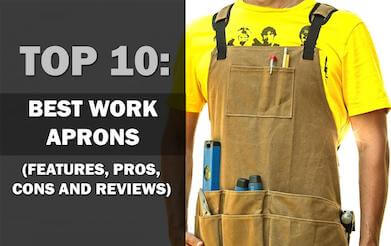 best woodworking aprons of 2019! - woodwork made easy