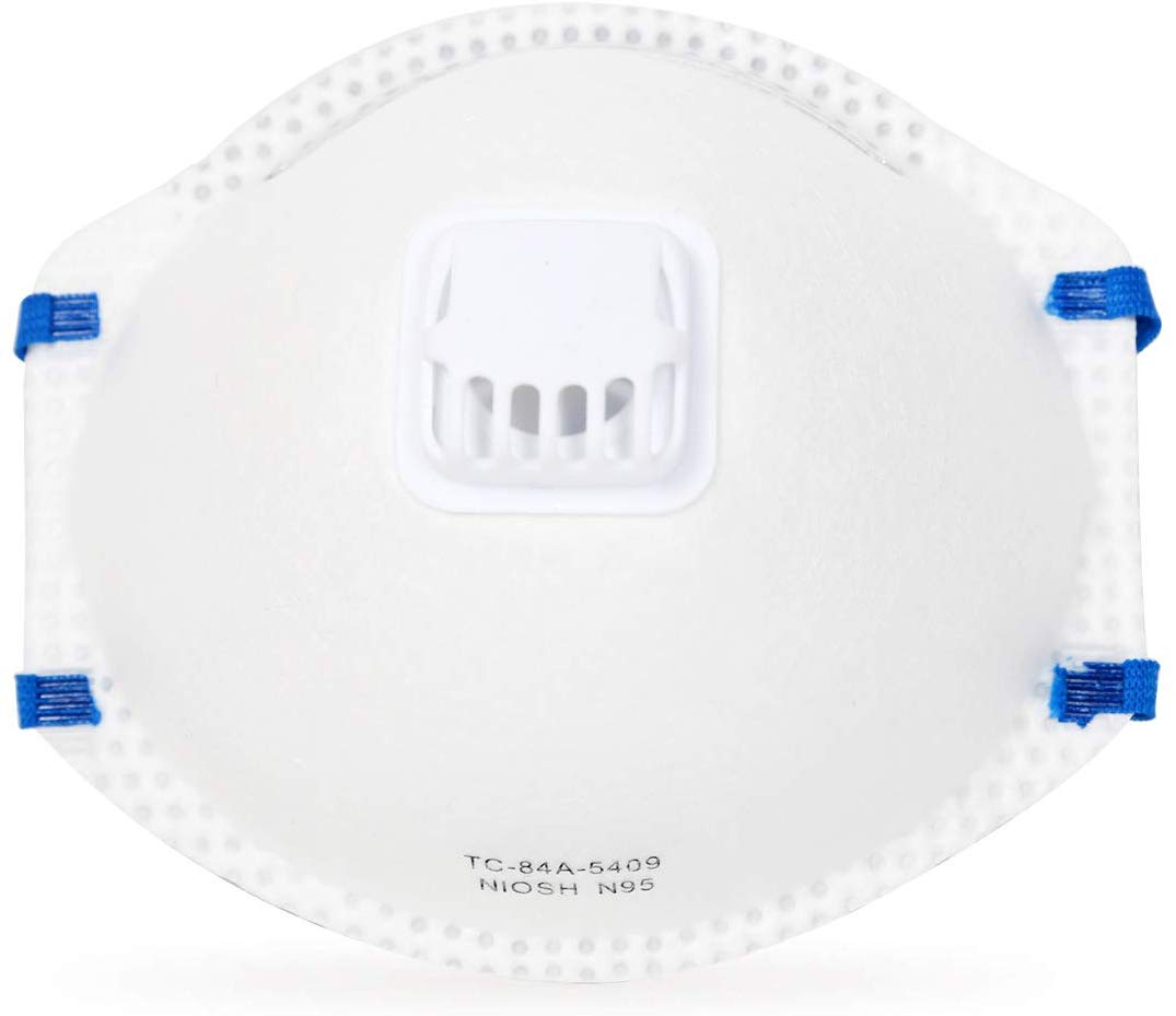 DCM N95 best respirator for spray painting