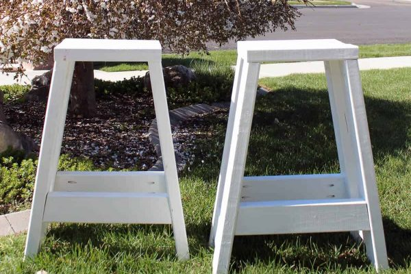 Barstool woodworking plans